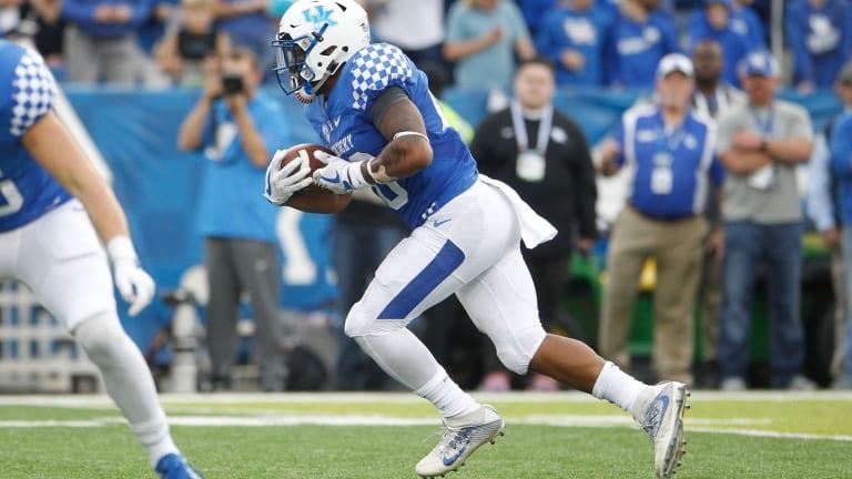 WR Richardson might return to Kentucky