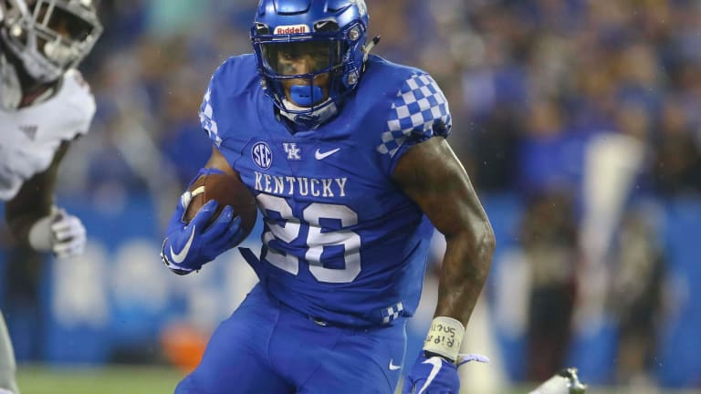 No. 17 Kentucky aiming for 5-0 start as it hosts South Carolina
