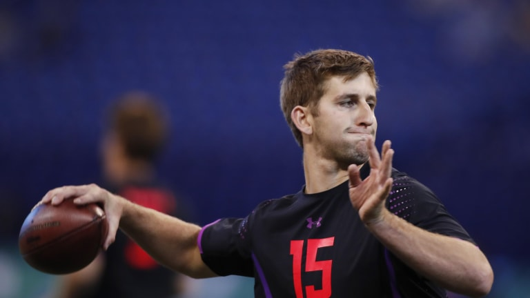 Report: Jets shifting focus to Rosen