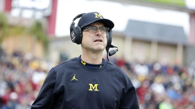Michigan makes scholarship offer to eighth grader