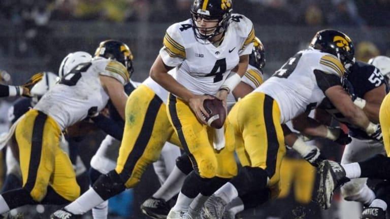 No. 16 Iowa, Purdue look to keep pace in Big Ten West