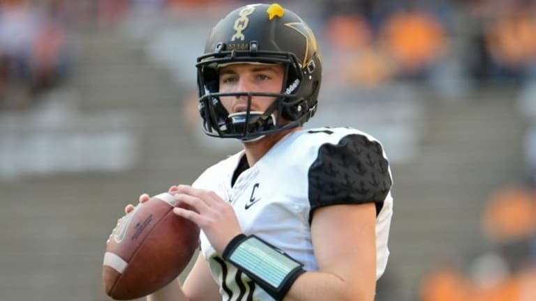 Vanderbilt eyes breakout offense with QB Kyle Shurmur