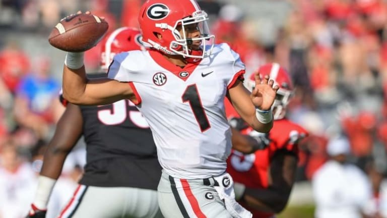 Georgia Newcomers Could Provide Some Punch