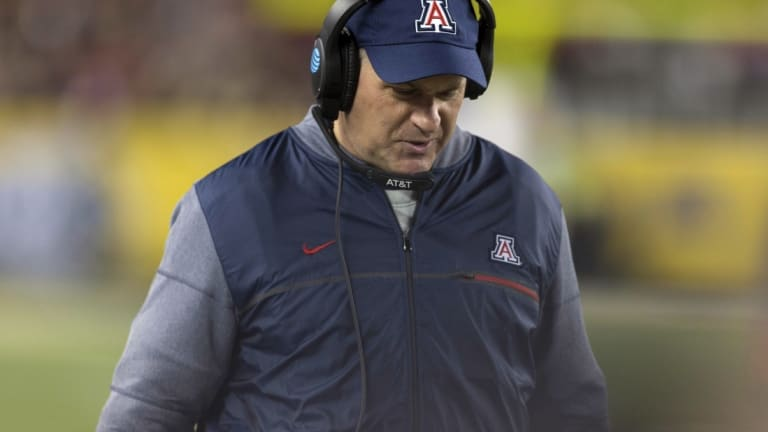 Reports: Rodriguez interviews for Ole Miss OC post