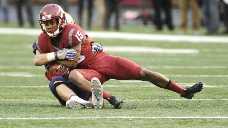 Washington State WR Lewis granted sixth season