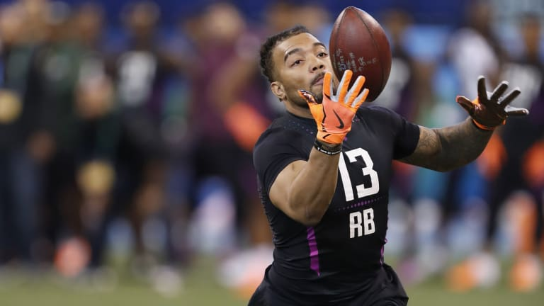 NFL: No improper questions asked of Guice