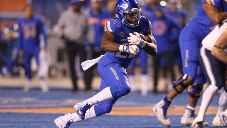 Boise State RB Mattison plans to enter draft