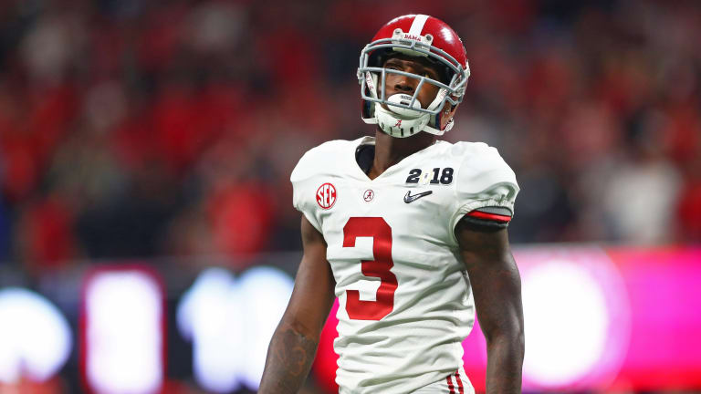 Alabama's Ridley dismisses size as obstacle for NFL