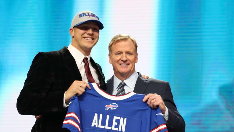 For Bills, size mattered in choosing Allen