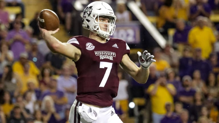 No. 18 Mississippi State has new life headed into matchup with Louisiana Tech