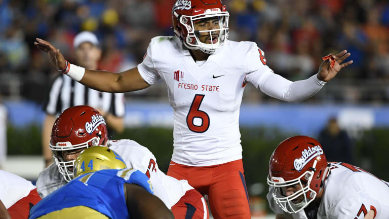 No. 23 Fresno State aiming for 7th straight win