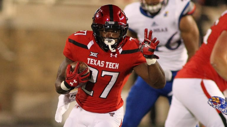 Report: Felton, Stringer staying at Texas Tech