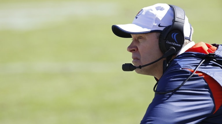 No. 25 Virginia aims for 4th straight ACC win vs. Pitt