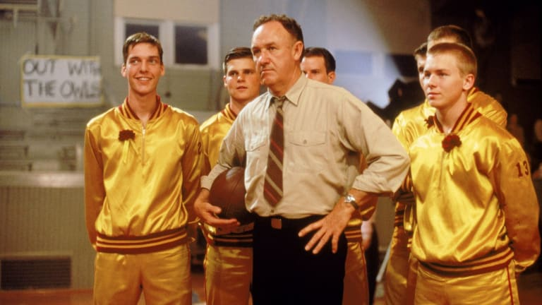 """Hickory rides high again, as """"Hoosiers"""" voted best sports movie"""