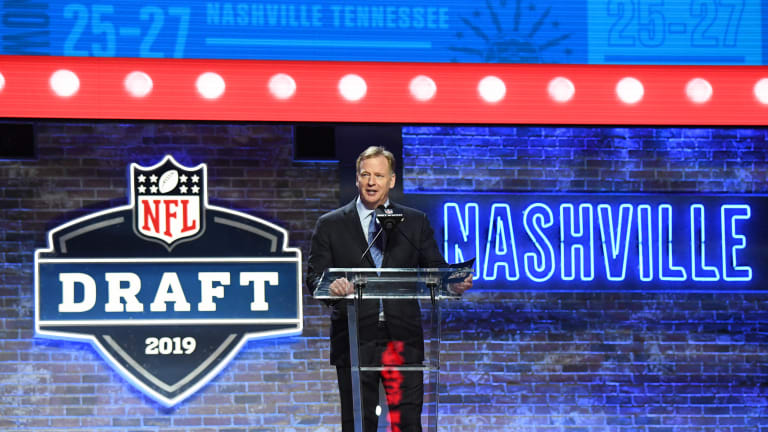 Report: Falcons expected to aggressively pursue trade into top-five of NFL Draft