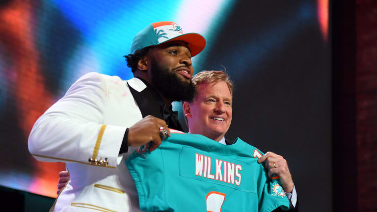 Miami Dolphins NFL Draft Live Blog: Day 3