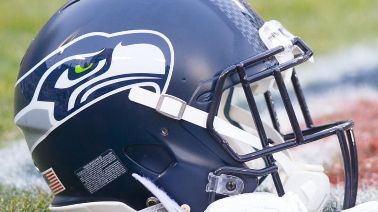 Seahawks Rookie Cut After Female Visitor's Disguise Shockingly Fails