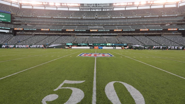 The New York Jets 2020 schedule is out!