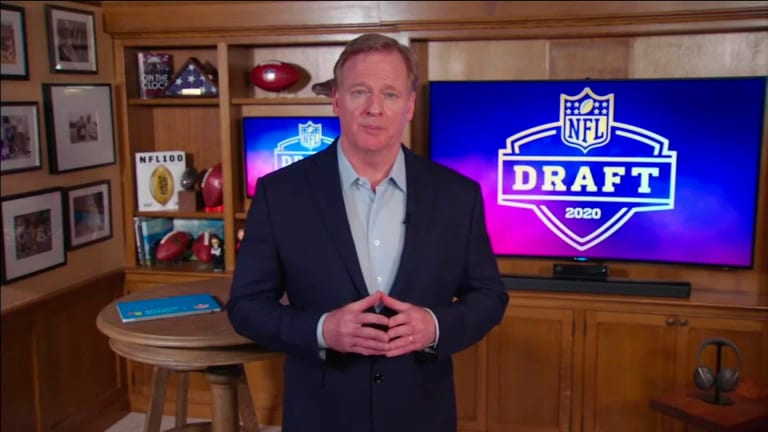 """NFL """"Throw Back"""" Draft Dials It Down To Mishaps And Missteps of Yore"""