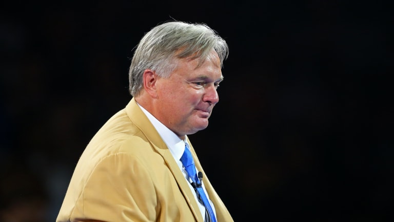 Falcons kicker Morten Andersen recalls home draft day experience prior to virtual 2020 draft