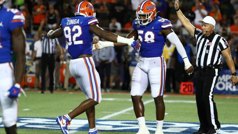 Picking Apart PFF's Curious Florida Gators 2020 NFL Draft Grades