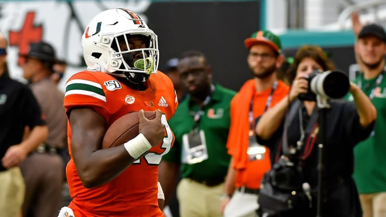 Seahawks Bolster Backfield Depth with RB DeeJay Dallas