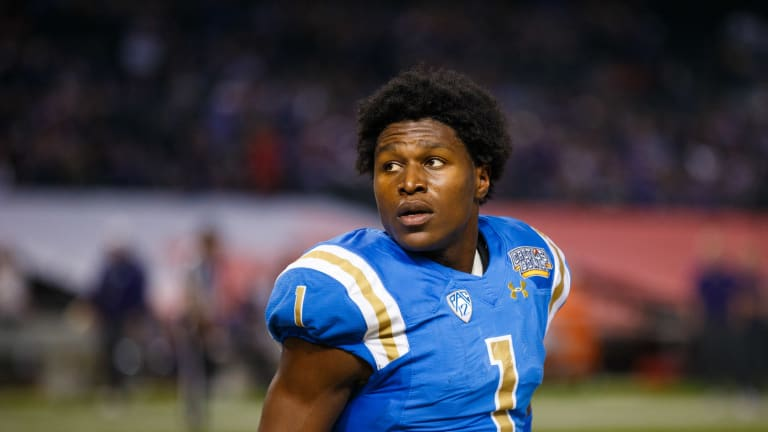 How Giants Cornerback Darnay Holmes Translated Key Life Lessons into A Foundation for Success