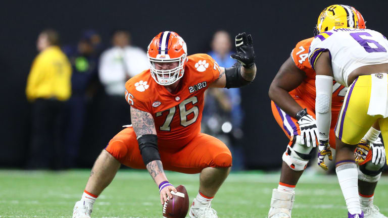 Ravens Dive Into Market for Undrafted Players