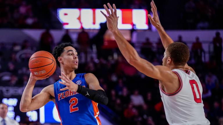 Gators Point Guard Andrew Nembhard Declares For NBA Draft
