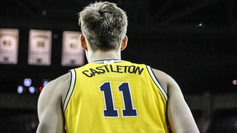 What are the Gators Getting in Michigan Transfer Colin Castleton?