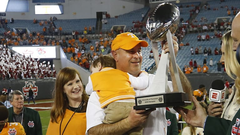 Pruitt, Vols Here to Stay on Recruiting Trail After Landing Dylan Brooks