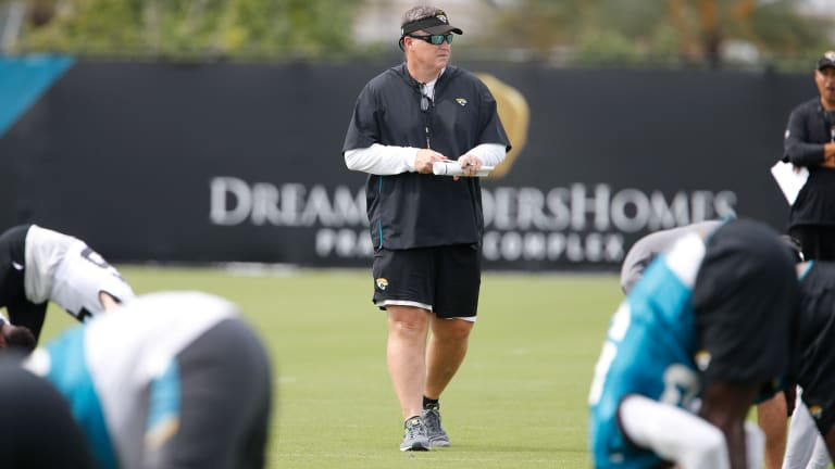 Jaguars Begin Voluntary Virtual Offseason Program on Monday