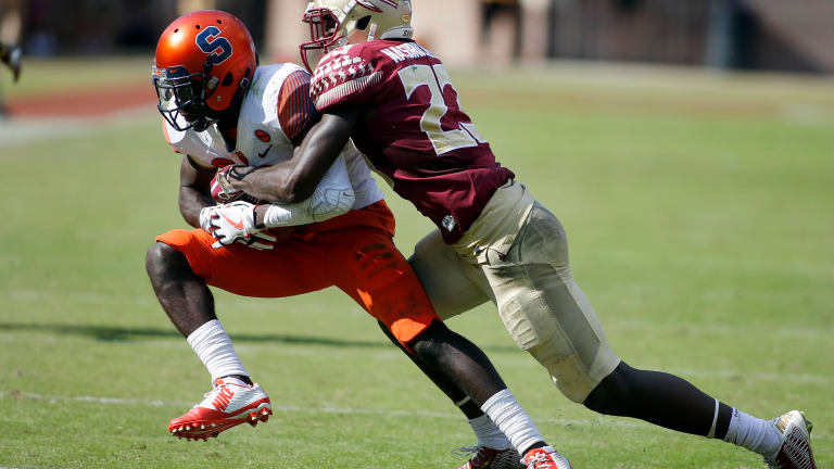 FSU Safety Hamsah Nasirildeen Linked to Ravens in 2021