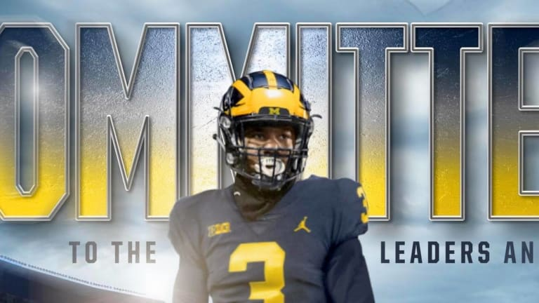 Markus Allen's Commitment Could Cause Domino Effect For Michigan In 2021