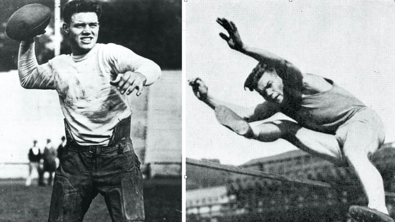 The Best of the Bears, Part 2: Cal's Top Athletes of the 1920s