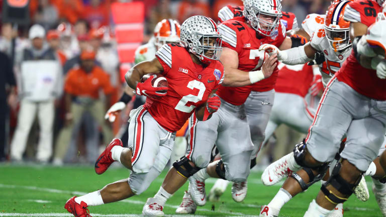Running Back J.K. Dobbins Is the Future of Baltimore Ravens