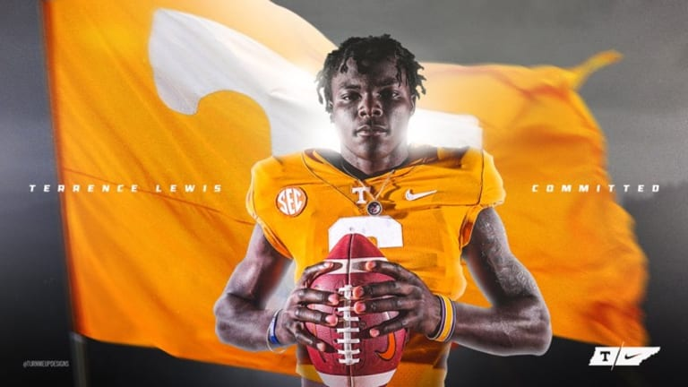 Breaking: Tennessee Lands Commitment of Nation's Top LB Terrence Lewis, Details Decision Here