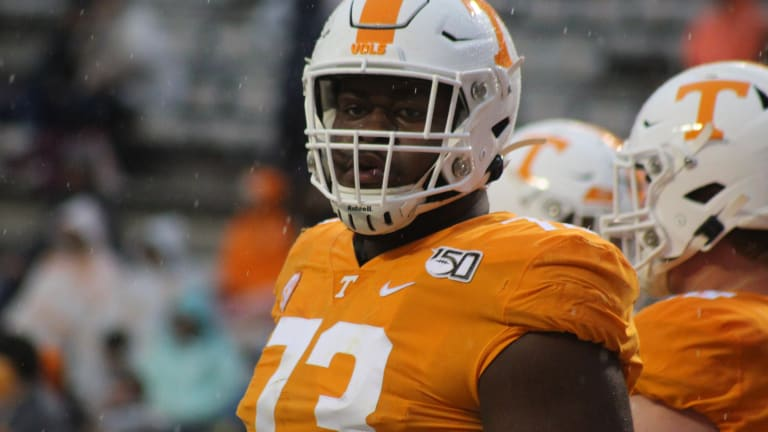 Trey Smith named Tennessee Sports Hall of Fame Co-Amateur Athlete of the Year