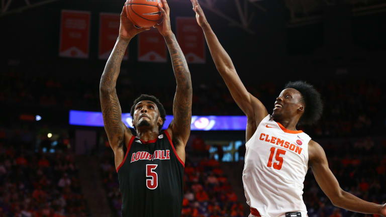 Malik Williams considered NBA, but wanted to return to Louisville