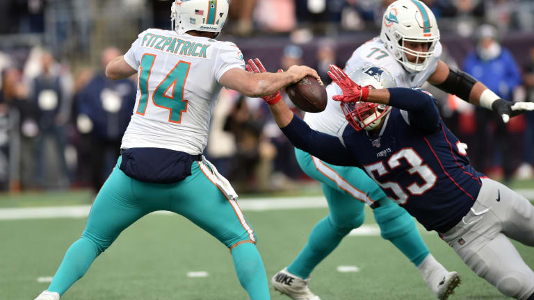 Dolphins Pass Rush Called Most Improved