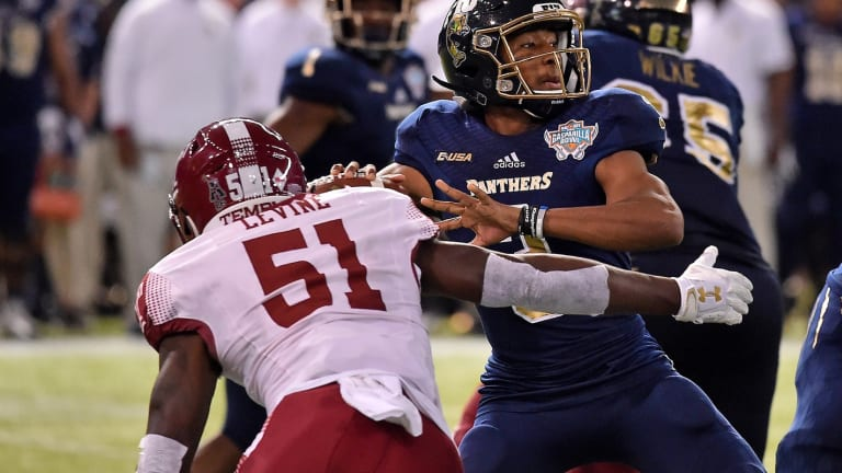Giants Add Two More Undrafted Free Agents; Trim One