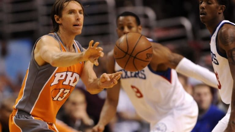 A Look Back At The 7 Seconds or Less Phoenix Suns