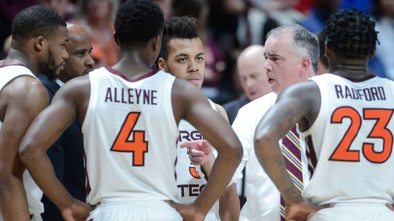 Virginia Tech Basketball: Hokies Extend Offer to 2021 Wing Nate Santos