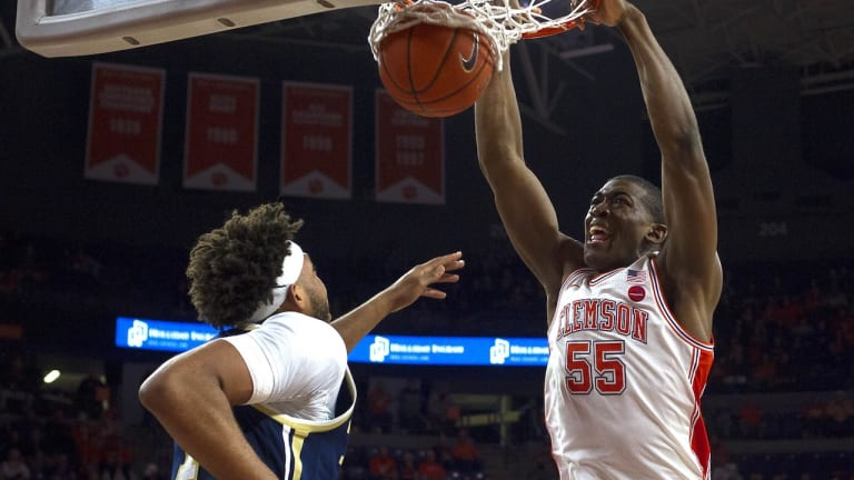 Trey Jemison Enters NCAA Transfer Portal
