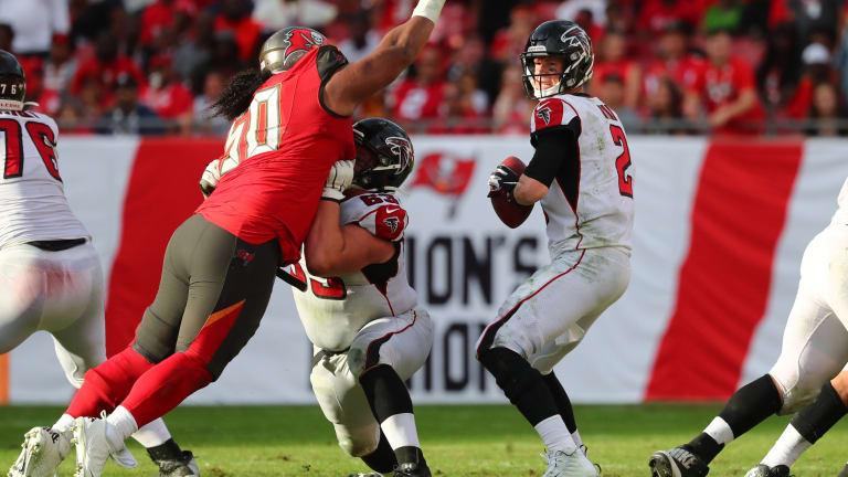 Vegas-based model says Atlanta Falcons drew the NFL's hardest 2020 schedule