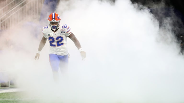 Analyzing Former Gators RB Lamical Perine's Fit With New York Jets