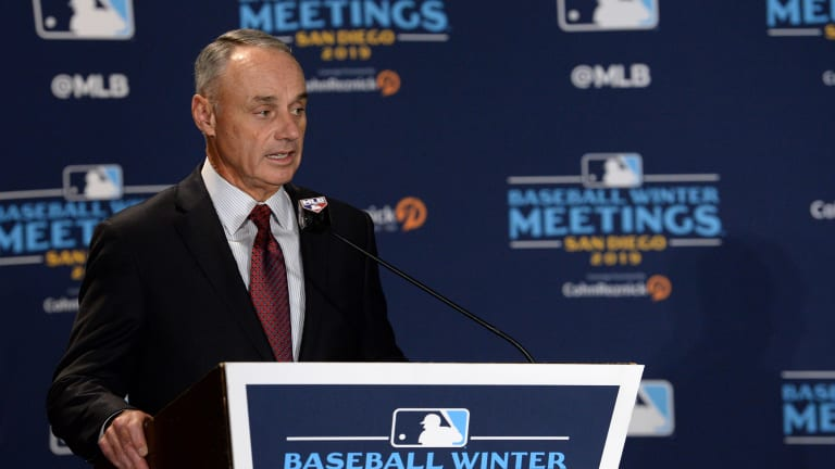 MLB is just stalling for a shorter season
