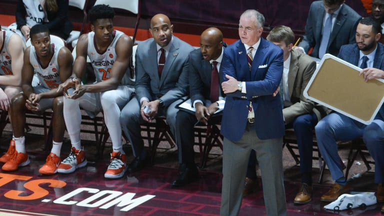 """Christian Webster Ranked Among Best """"40 Under 40"""" College Basketball Coaches"""