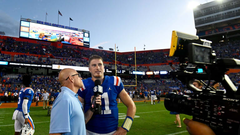 Florida Gators Quarterback Kyle Trask, the Epitome of Dedication