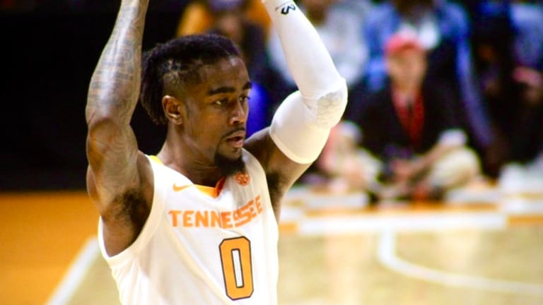 WATCH: Tennessee grad, former Vols PG Jordan Bone featured on SportsCenter with special surprise